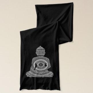 Hack Bouddha GraphiZen Scarf