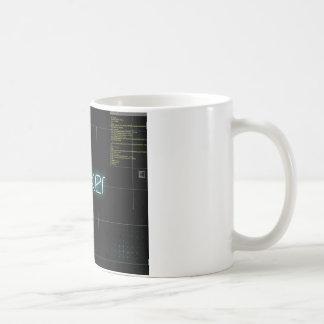 Hack T-Shirt Coffee Mug