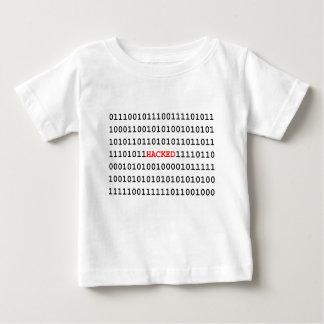 Hacked Code Baby T-Shirt