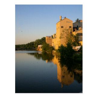 Hackensack River Postcard