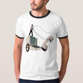 Hacker coachman T-Shirt
