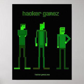 Hacker Gamez Poster