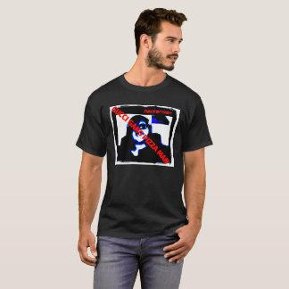 Hackerman's Album T-Shirt
