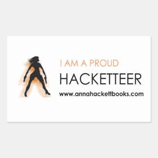 Hacketteer Sticker