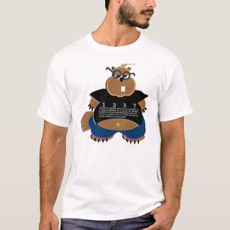 Hackey the Beaver T-Shirt