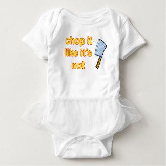 hackmesser baby bodysuit