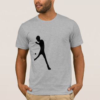 Hackysack Boy, Black T-Shirt