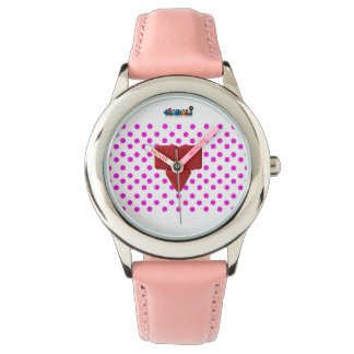 Hadali Toys - Heart Inspired Kid's Watch