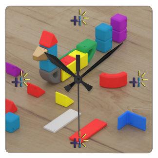 Hadali Toys - Viking Ship Wall Clock