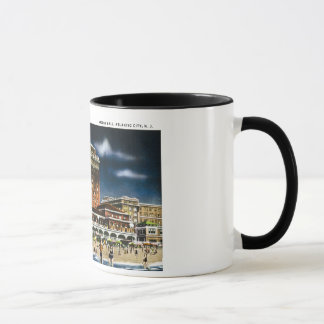 Haddon Hall, Atlantic City, New Jersey Mug