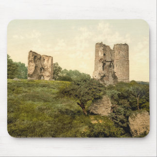 Hadleigh Castle, Southend-on-Sea, Essex, England Mouse Pad