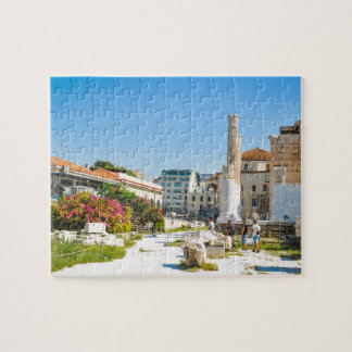 Hadrian Library in Athens, Greece Jigsaw Puzzle