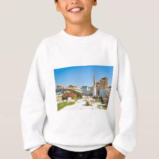 Hadrian Library in Athens, Greece Sweatshirt