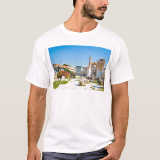Hadrian Library in Athens, Greece T-Shirt