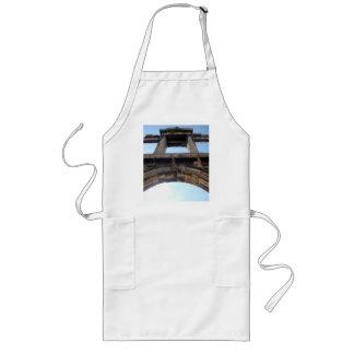 hadrian's arch long apron