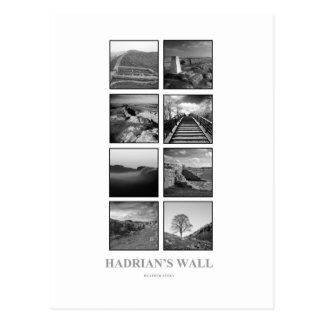 Hadrians Wall postcard