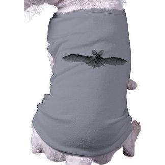 Haeckel Bat Dog Tshirt