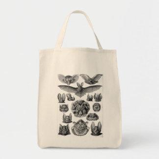 Haeckel Bats Tote Bag