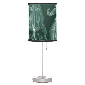 Haeckel Cubomedusae Table Lamps