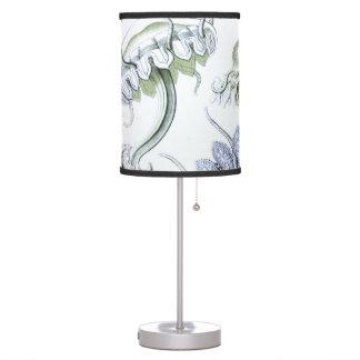 Haeckel Discomedusae Desk Lamps