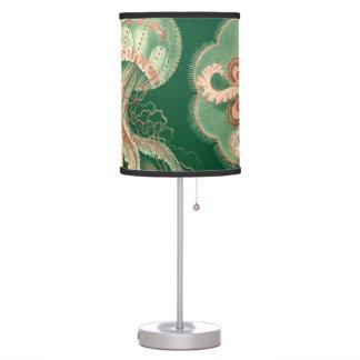Haeckel Discomedusae Table Lamp