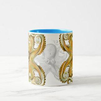 Haeckel Giant Octopus Mug
