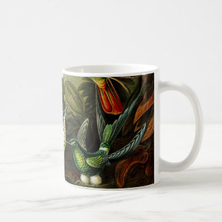 Haeckel Hummingbirds Coffee Mug