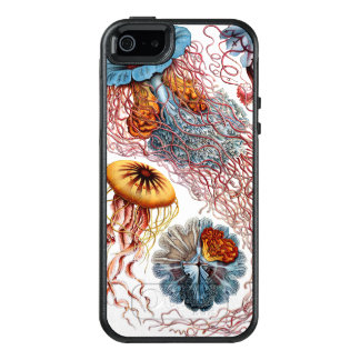 Haeckel Jellyfish OtterBox iPhone 5/5s/SE Case