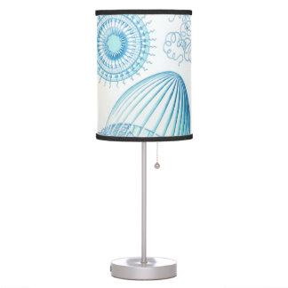 Haeckel Leptomedusae Table Lamp