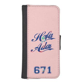 Hafa Adai iphone wallet