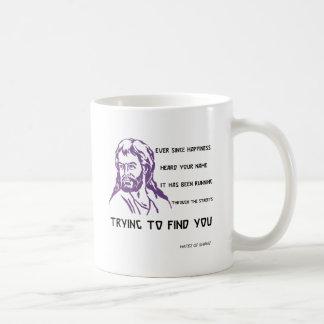 hafez quote coffee mug