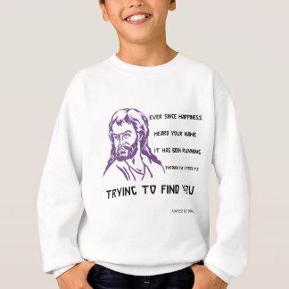 hafez quote sweatshirt