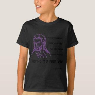 hafez quote T-Shirt
