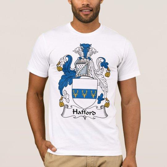 Hafford Family Crest T-Shirt