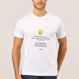 Hafiz Poem T-Shirt
