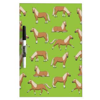 Haflinger Dry Erase Board