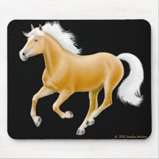 Haflinger Palomino Horse Mousepad