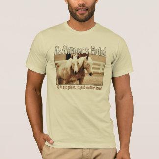 Haflingers Rule T-Shirt