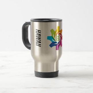 HAfS Travel/Commuter Mug (Hawaii/Logo)