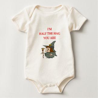 HAG BABY BODYSUIT