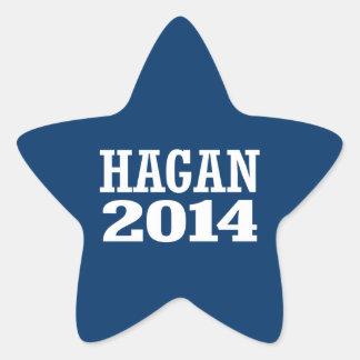 HAGAN 2014 STICKERS