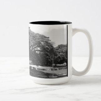 Hagatna Two-Tone Coffee Mug