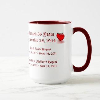 Hagens Grandparents Mug