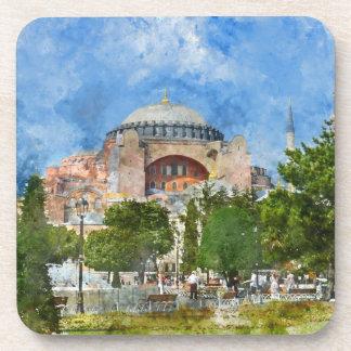Hagia Sophia in Sultanahmet, Istanbul Coaster