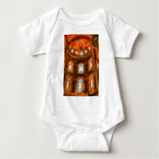 Hagia Sophia Istanbul Baby Bodysuit
