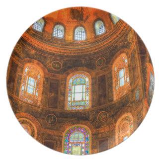 Hagia Sophia Istanbul Plate
