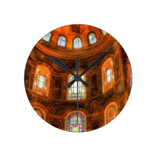 Hagia Sophia Istanbul Round Clock