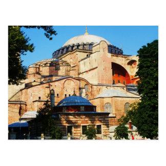 Hagia Sophia picture Postcard