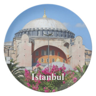 Hagia Sophia Plate