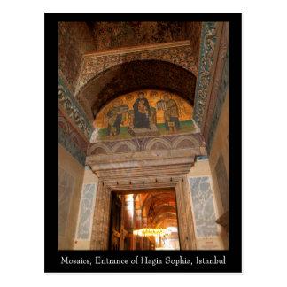 Hagia Sophia Postcard